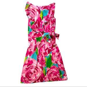 Lilly Pulitzer wrap Dress size XS